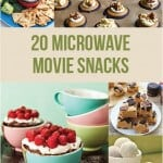20 Microwave Movie Snacks