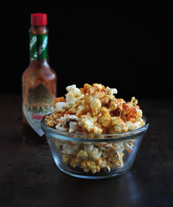 Chipotle Popcorn Recipe