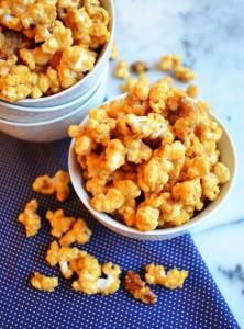 Maple Walnut Popcorn Recipe