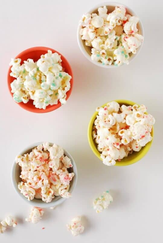 Pop Rocks Popcorn Recipe