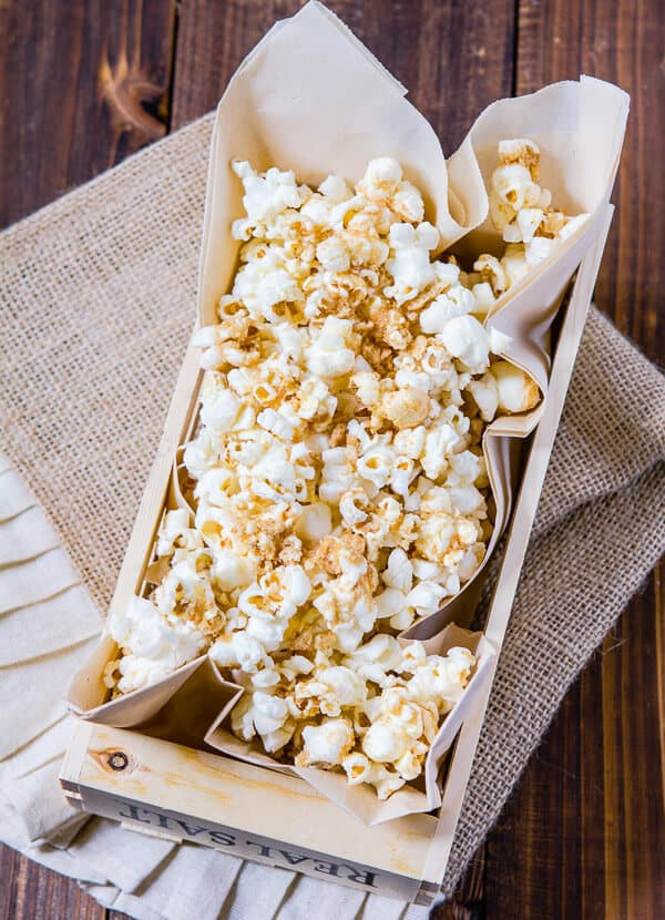 Cinnamon Toast Crunch Popcorn Recipe