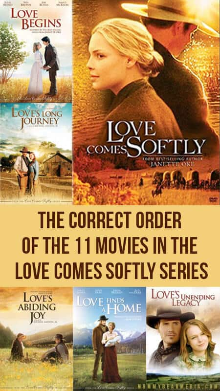 love comes softly movie series free download