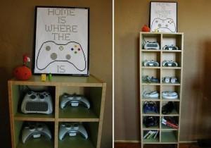 Game Controller Storage