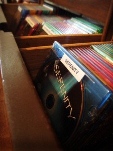 How to Clear the DVD Clutter