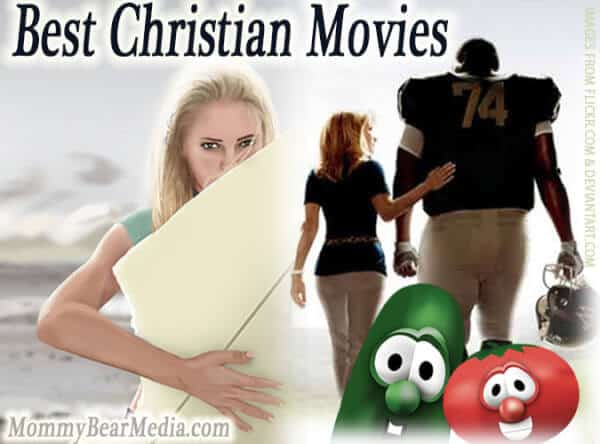 Christian Movie Reviews of the 80 Best Christian Movies - #MommyBearMedia #moviereviews