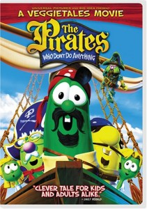 Pirates Who Don't Do Anything A VeggieTales Movie