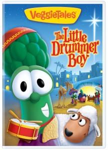 Veggie Tales Little Drummer Boy