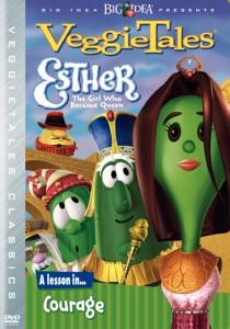 VeggieTales Esther, the Girl Who Became Queen