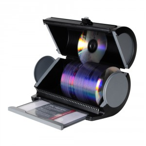 Atlantic 85012055 Disc Manager 80 Disc Storage