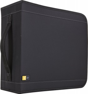 Case Logic CD DVD-320 336 Capacity Classic DVD Wallet
