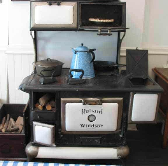 I love this Reliant wood burning stove