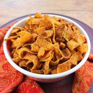 Homemade Barbecue Fritos Recipe