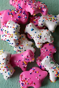 Homemade Circus Animal Cookies Recipe