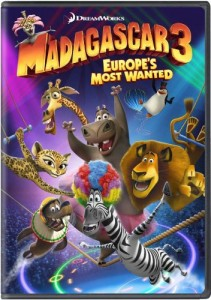 Madagascar 3 Europe's Most Wanted Parent's Guide