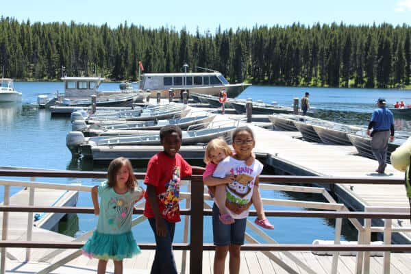 Yellowstone Lake Queen II Kids