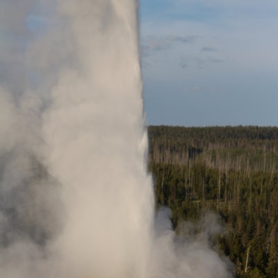 Our Yellowstone Vacation – Old Faithful Area