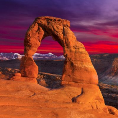 25 Stunning Photos of Arches National Park, Utah U. S. A.