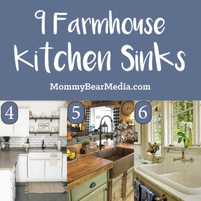 Farmhouse Kitchen Sinks – Ideas Plus What I Ended Up With