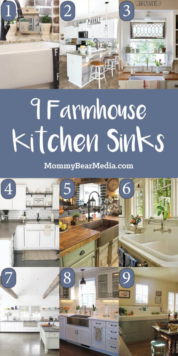 Farmhouse Kitchen Sinks Ideas Plus What I Ended Up With
