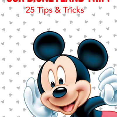 25 Disneyland Tips and Tricks for Families
